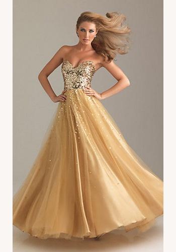 7186a74d9ac7 Béžové dlhé korzetové šaty s flitrami 317