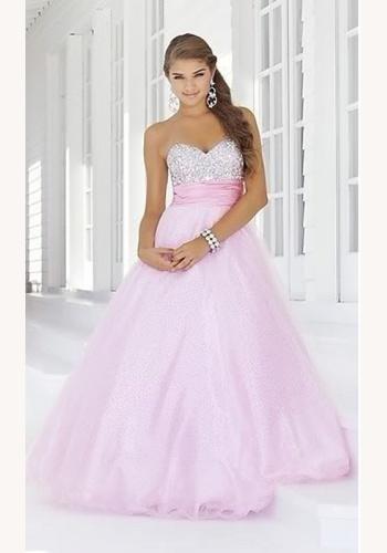 Ružové dlhé korzetové šaty s kamienkami 320 9f40f59aef0