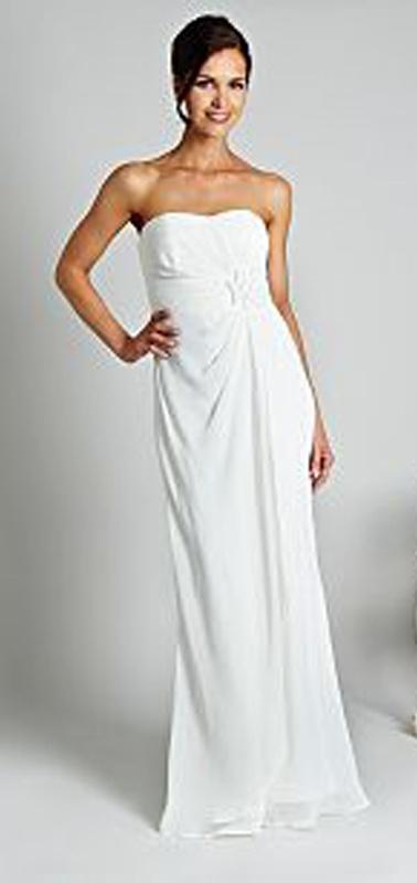 2dbadf2538e Biele dlhé svadobné korzetové šaty 102