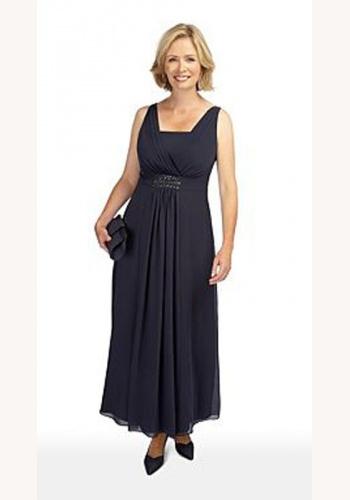 b8f4dfbb9ce1 Čierne dlhé šaty na hrubé ramienka 076JV
