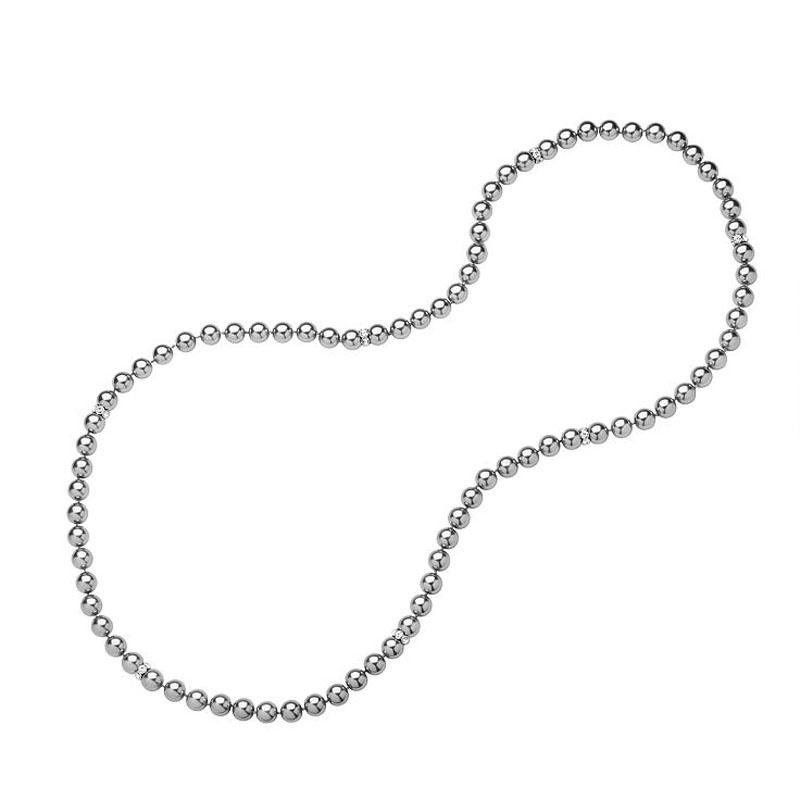 e00512992 Strieborný perlový náhrdelník 046 - Salón Emily